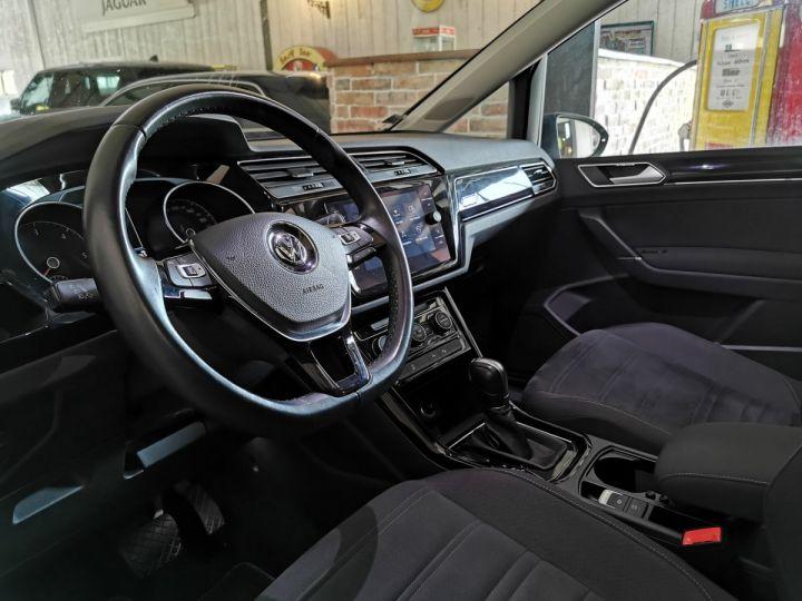 Volkswagen Touran 2.0 TDI 150 CV CARAT BVA 7PL Noir - 5