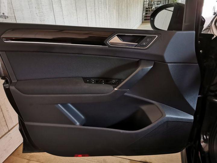 Volkswagen Touran 2.0 TDI 150 CV CARAT BVA 7PL Noir - 8