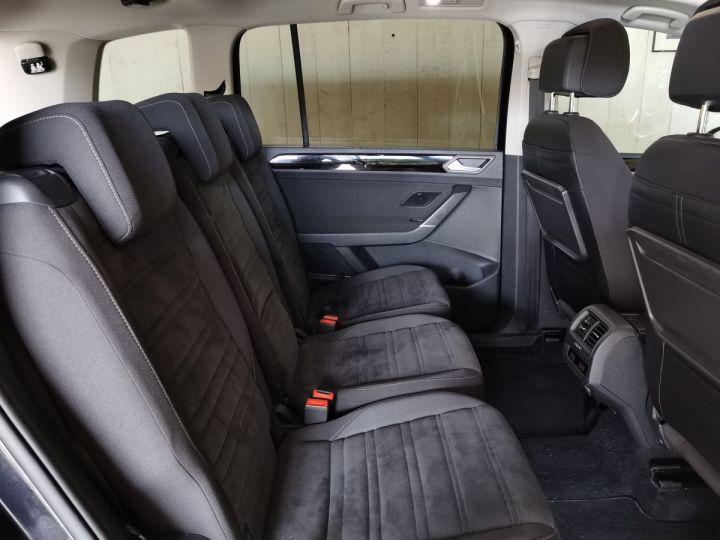 Volkswagen Touran 2.0 TDI 150 CV CARAT BVA 7PL Noir - 9