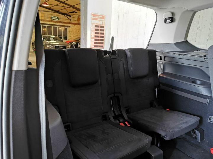 Volkswagen Touran 2.0 TDI 150 CV CARAT BVA 7PL Noir - 10