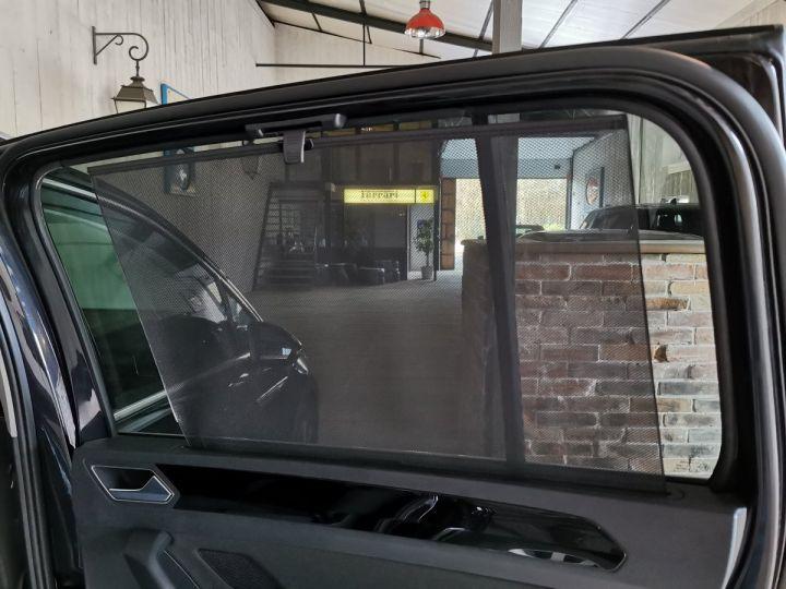 Volkswagen Touran 2.0 TDI 150 CV CARAT BVA 7PL Noir - 11