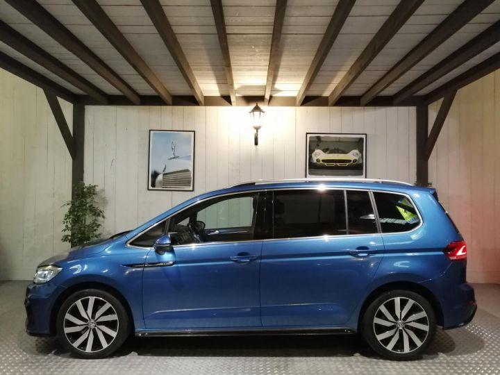 Volkswagen Touran 2.0 TDI 150 CV RLINE DSG 7PL Bleu - 1