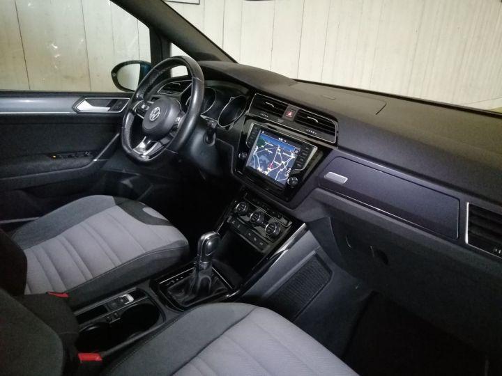 Volkswagen Touran 2.0 TDI 150 CV RLINE DSG 7PL Bleu - 7