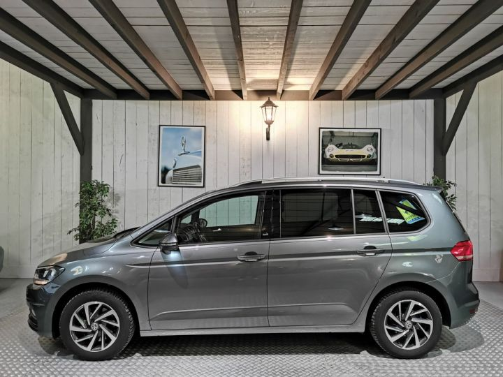 Volkswagen Touran 2.0 TDI 150 CV SOUND 7PL Gris - 1