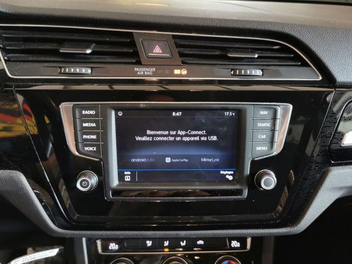 Volkswagen Touran 2.0 TDI 150 CV SOUND 7PL Gris - 11