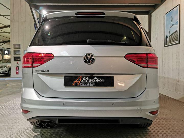 Volkswagen Touran 2.0 TDI 150 CV SOUND DSG 7PL Gris - 4