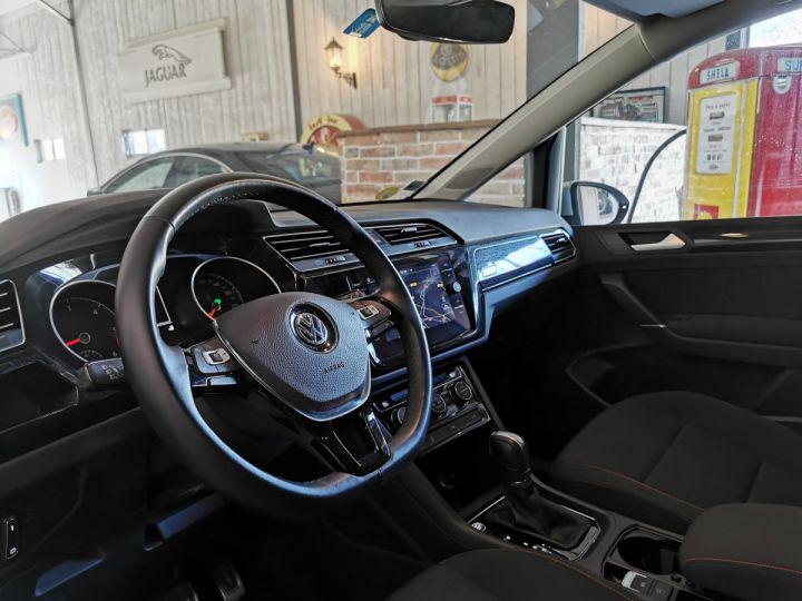 Volkswagen Touran 2.0 TDI 150 CV SOUND DSG 7PL Gris - 5