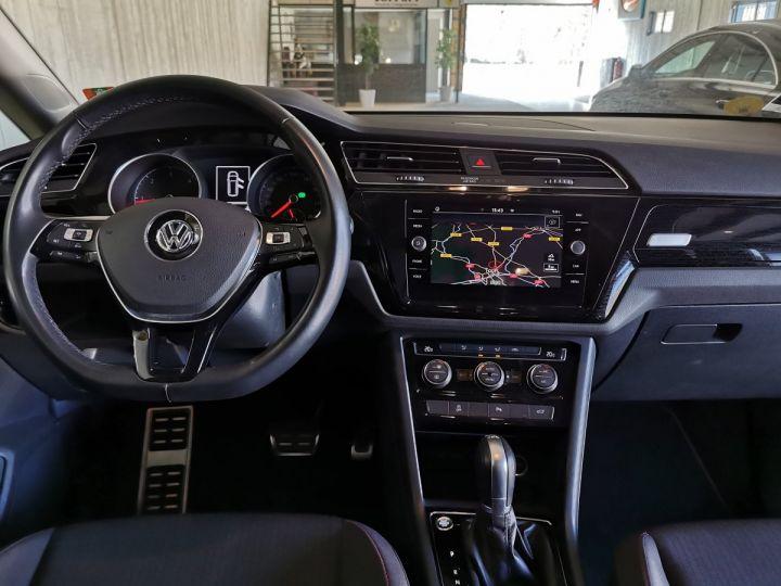 Volkswagen Touran 2.0 TDI 150 CV SOUND DSG 7PL Gris - 6