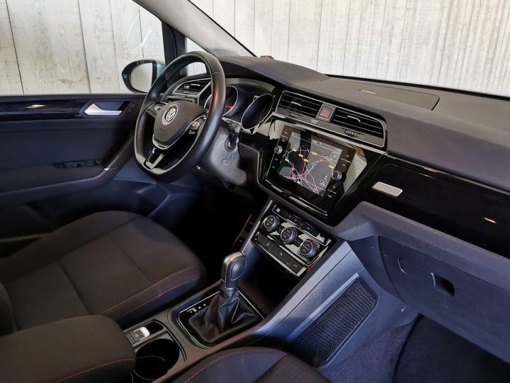 Volkswagen Touran 2.0 TDI 150 CV SOUND DSG 7PL Gris - 7