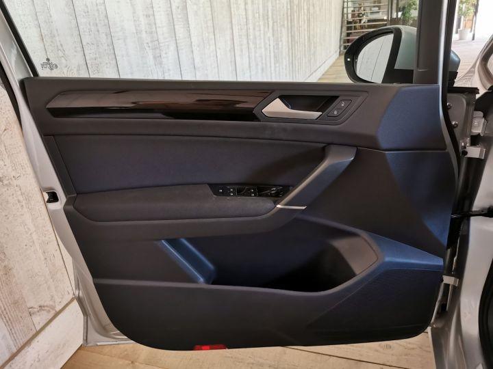 Volkswagen Touran 2.0 TDI 150 CV SOUND DSG 7PL Gris - 8