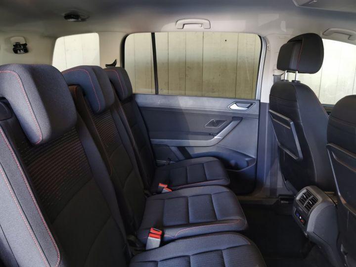 Volkswagen Touran 2.0 TDI 150 CV SOUND DSG 7PL Gris - 9
