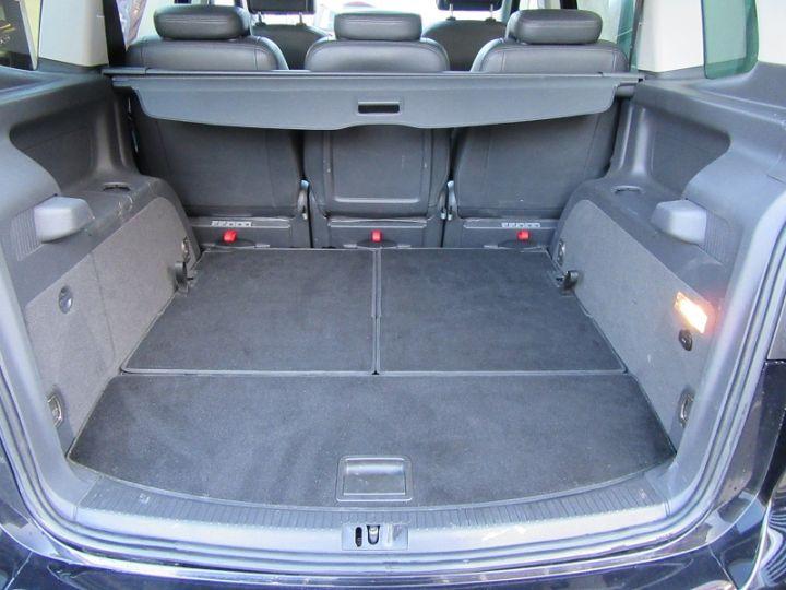 Volkswagen Touran 2.0 TDI 177CH FAP CARAT DSG6 NOIR Occasion - 15