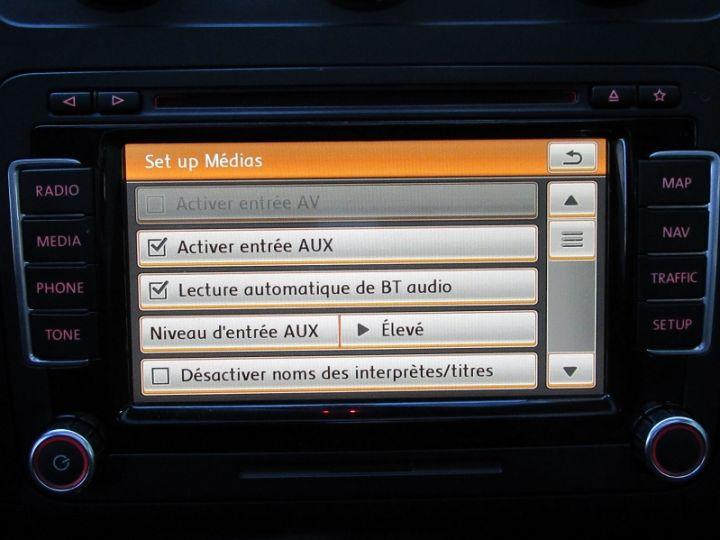 Volkswagen Touran 2.0 TDI 177CH FAP CARAT DSG6 NOIR Occasion - 18