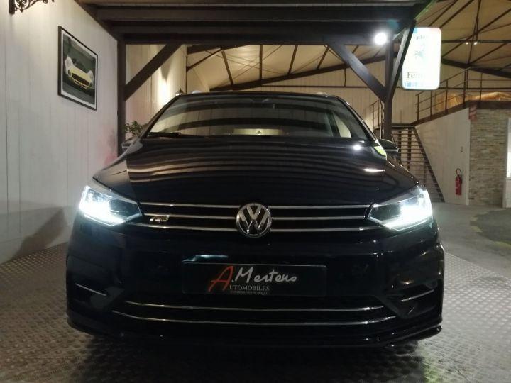 Volkswagen Touran 2.0 TDI 190 CV R-LINE DSG 7PL Noir - 3