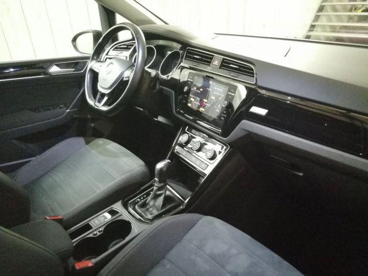Volkswagen Touran 2.0 TDI 190 CV R-LINE DSG 7PL Noir - 6