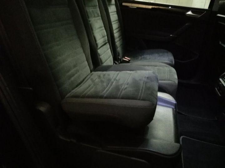 Volkswagen Touran 2.0 TDI 190 CV R-LINE DSG 7PL Noir - 9