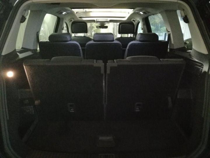 Volkswagen Touran 2.0 TDI 190 CV R-LINE DSG 7PL Noir - 11