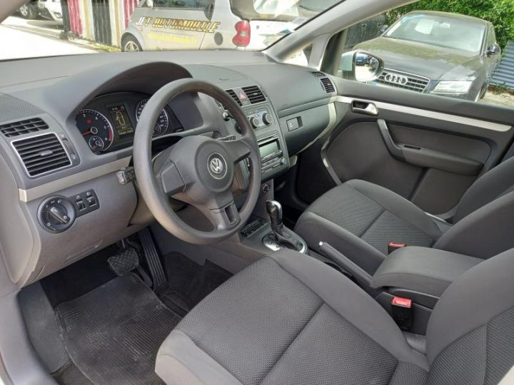 Volkswagen Touran 2 II 1.6 TDI 105 BLUEMOTION DSG  - 6