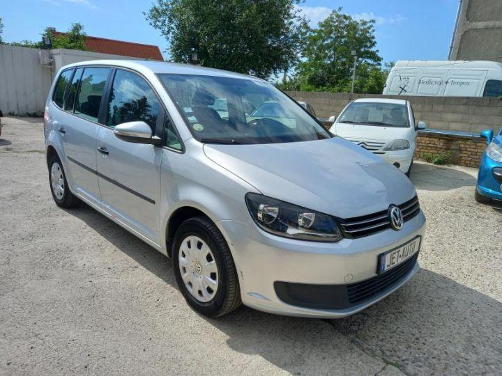 Volkswagen Touran 2 II 1.6 TDI 105 BLUEMOTION DSG  - 11