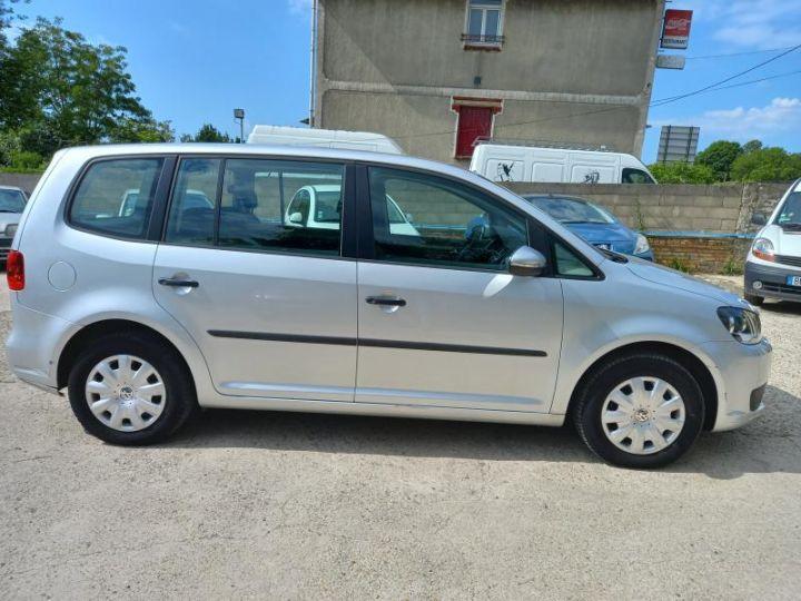 Volkswagen Touran 2 II 1.6 TDI 105 BLUEMOTION DSG  - 12