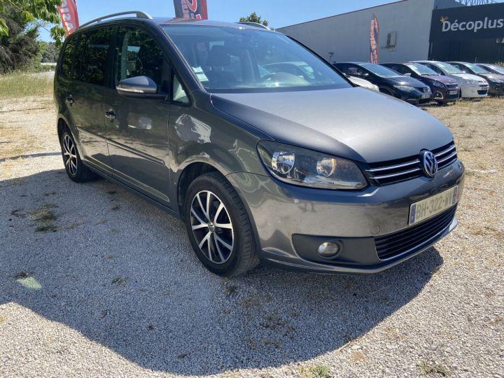 Volkswagen Touran CONFORTLINE GRIS FONCÉ MÉTAL  Occasion - 2