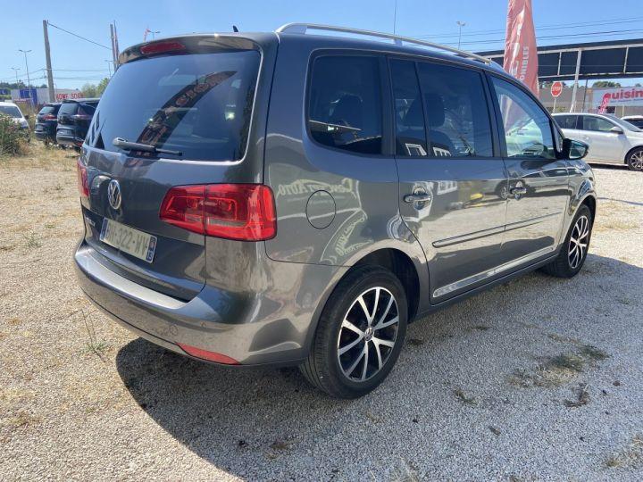 Volkswagen Touran CONFORTLINE GRIS FONCÉ MÉTAL  Occasion - 3