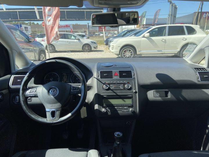Volkswagen Touran CONFORTLINE GRIS FONCÉ MÉTAL  Occasion - 5