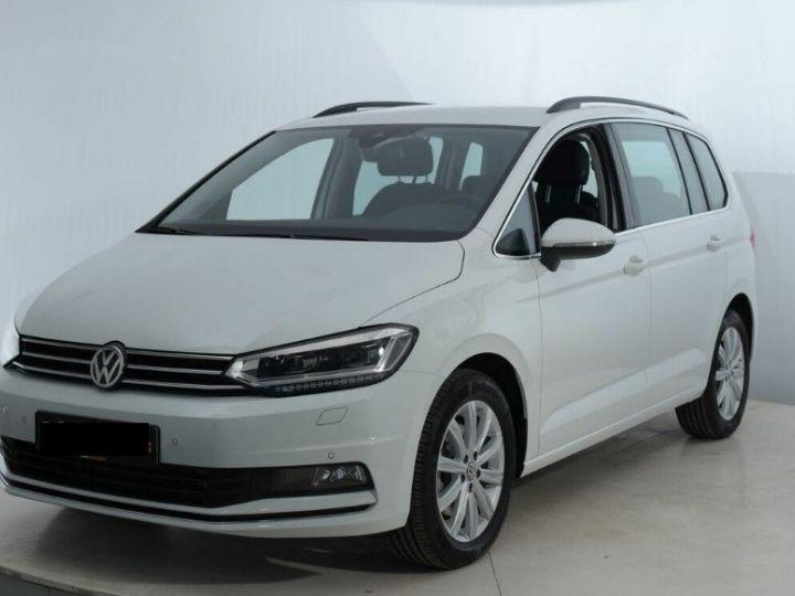 Volkswagen Touran III 2.0 TDI 190 BLUEMOTION TECHNOLOGY  DSG6(04/2018) Blanc Pure-White - 1