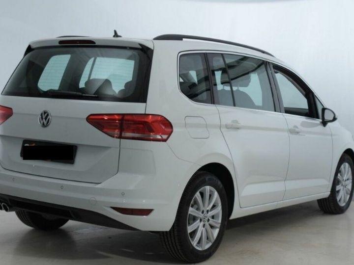 Volkswagen Touran III 2.0 TDI 190 BLUEMOTION TECHNOLOGY  DSG6(04/2018) Blanc Pure-White - 4