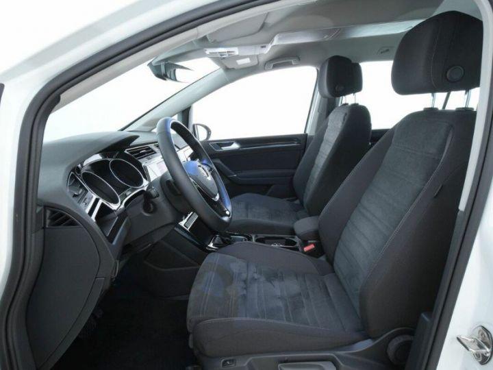 Volkswagen Touran III 2.0 TDI 190 BLUEMOTION TECHNOLOGY  DSG6(04/2018) Blanc Pure-White - 6