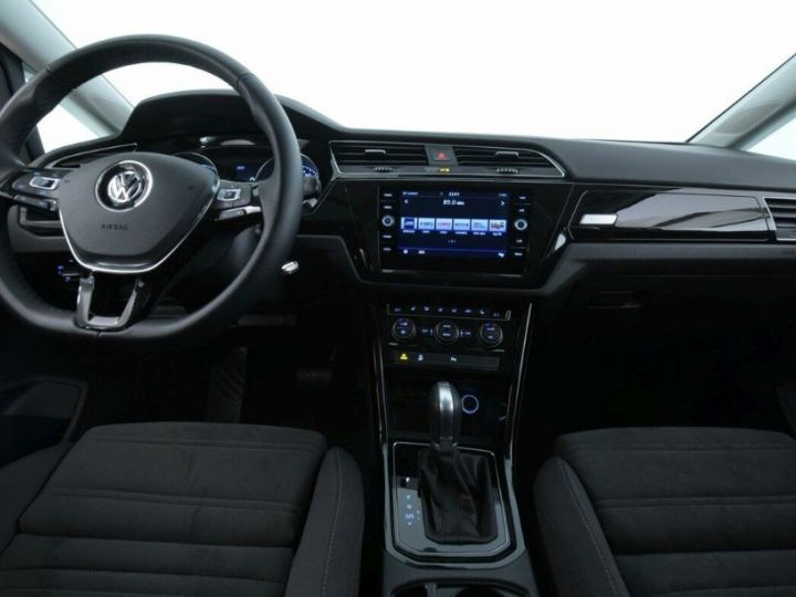 Volkswagen Touran III 2.0 TDI 190 BLUEMOTION TECHNOLOGY  DSG6(04/2018) Blanc Pure-White - 7