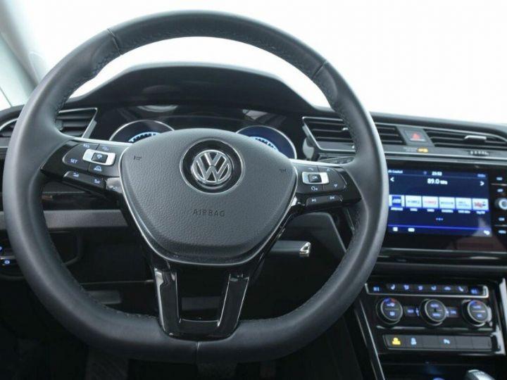 Volkswagen Touran III 2.0 TDI 190 BLUEMOTION TECHNOLOGY  DSG6(04/2018) Blanc Pure-White - 8