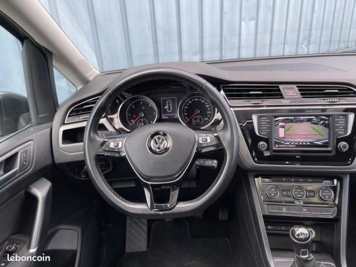 Volkswagen Touran tdi 150 confortline business + toit ouvrant Gris - 5