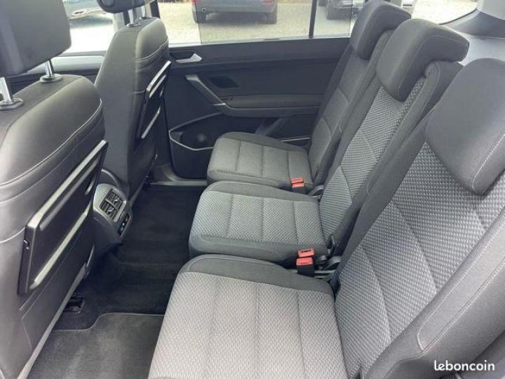 Volkswagen Touran tdi 150 confortline business + toit ouvrant Gris - 8