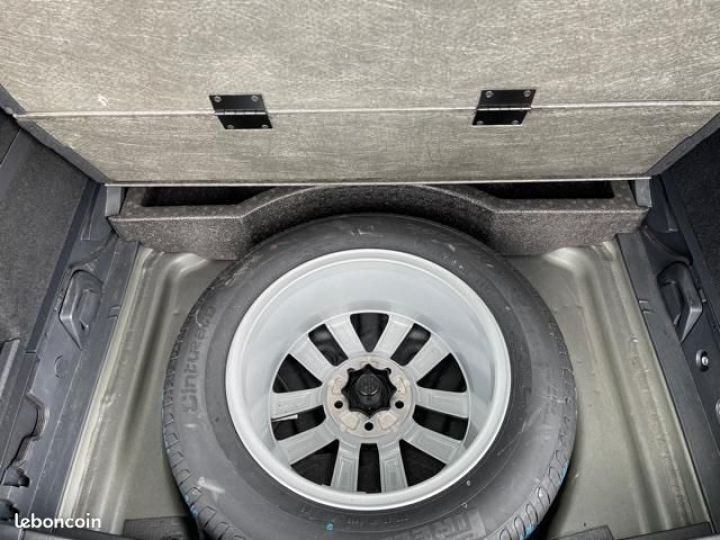 Volkswagen Touran tdi 150 confortline business + toit ouvrant Gris - 9