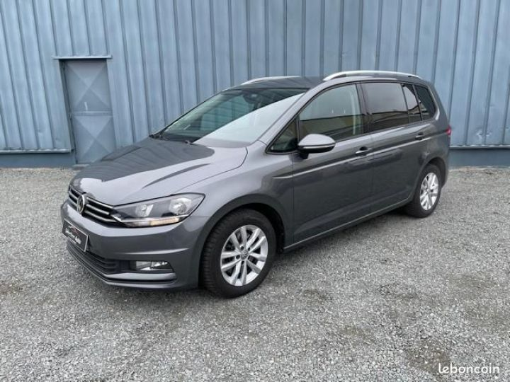 Volkswagen Touran tdi 150 dsg confortline business 7 places Gris - 1