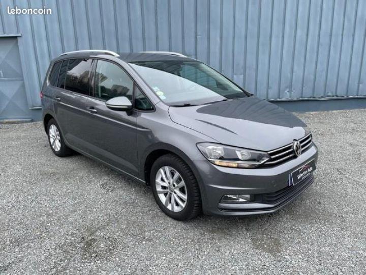 Volkswagen Touran tdi 150 dsg confortline business 7 places Gris - 2