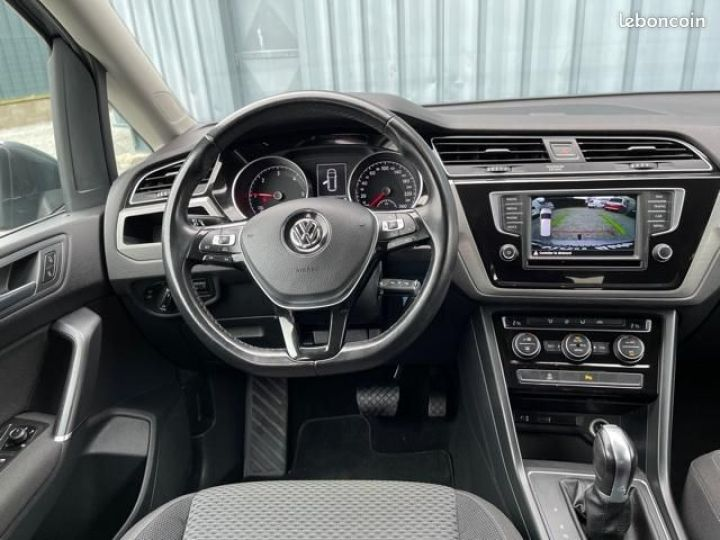 Volkswagen Touran tdi 150 dsg confortline business 7 places Gris - 3