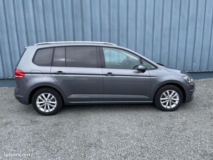 Volkswagen Touran tdi 150 dsg confortline business 7 places Gris - 4