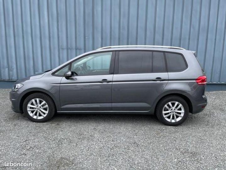Volkswagen Touran tdi 150 dsg confortline business 7 places Gris - 5
