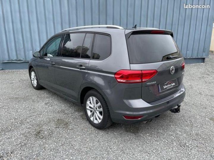 Volkswagen Touran tdi 150 dsg confortline business 7 places Gris - 8