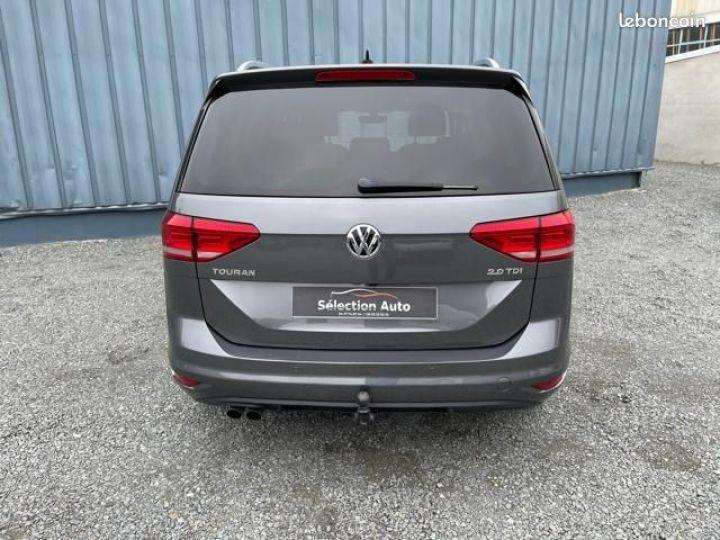 Volkswagen Touran tdi 150 dsg confortline business 7 places Gris - 9