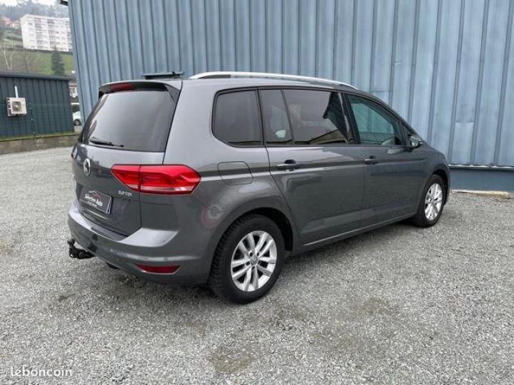 Volkswagen Touran tdi 150 dsg confortline business 7 places Gris - 10