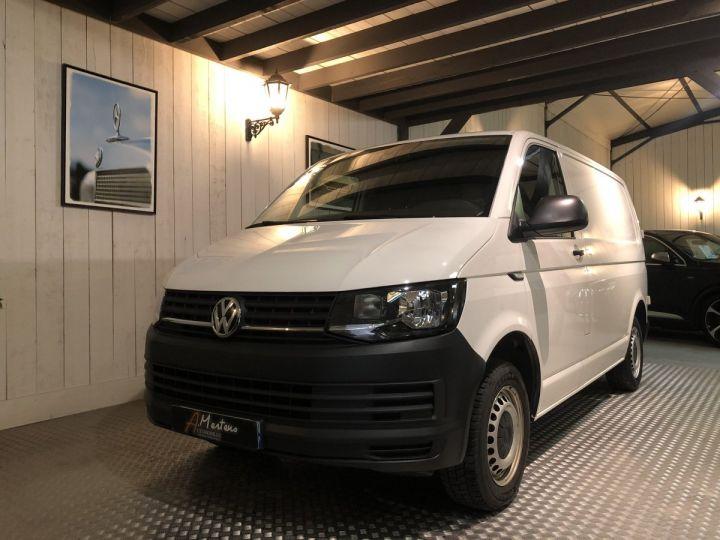 Volkswagen Transporter 2.0 TDI 102 CV BUSINESS L1H1 Blanc - 2