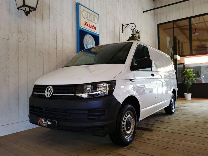 Volkswagen Transporter 2.0 TDI 102 CV L1H1 Blanc - 2