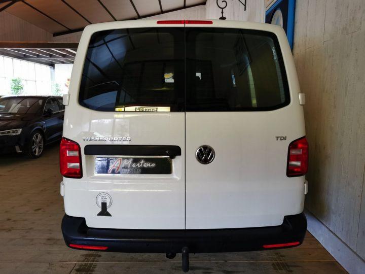 Volkswagen Transporter 2.0 TDI 102 CV L1H1 Blanc - 4