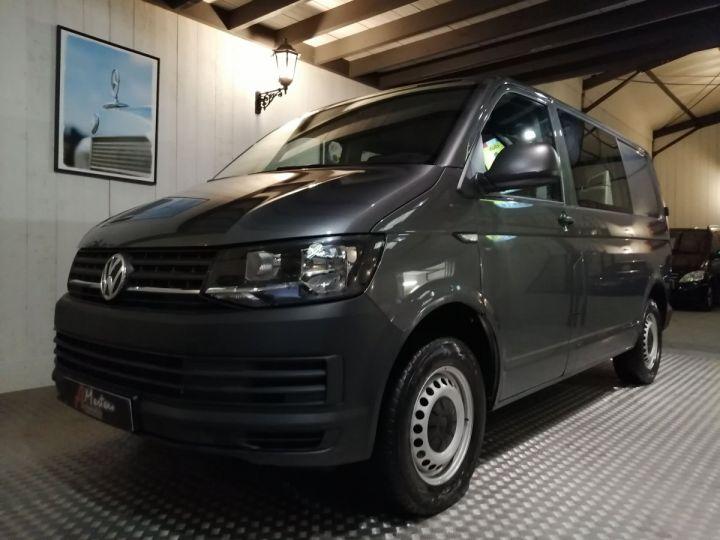 Volkswagen Transporter 2.0 TDI 102 CV PROCAB 6 PL Gris - 2