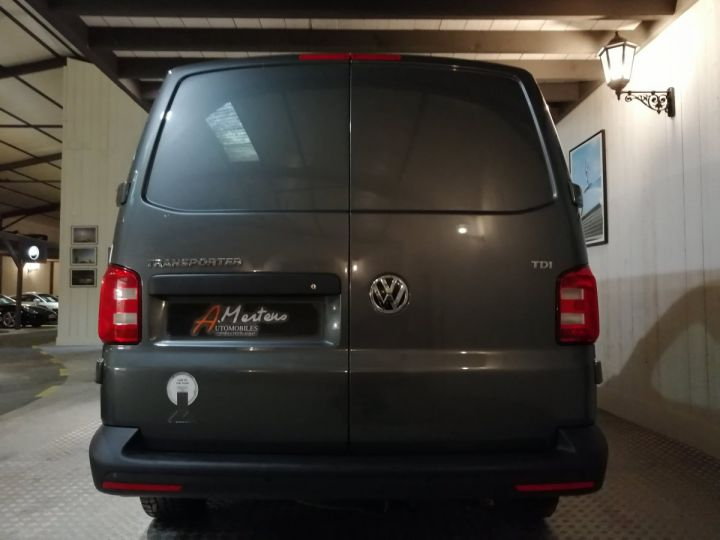 Volkswagen Transporter 2.0 TDI 102 CV PROCAB 6 PL Gris - 4