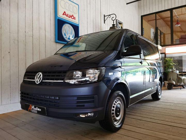 Volkswagen Transporter 2.0 TDI 150 CV 4MOTION BV6 Bleu - 2