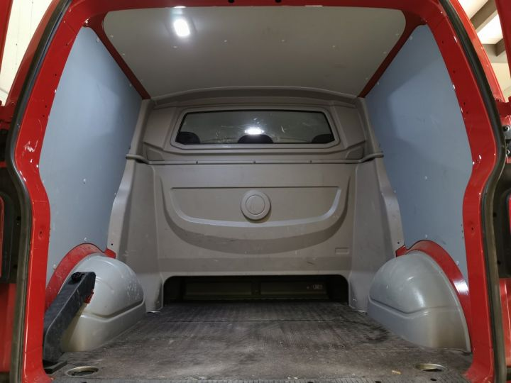 Volkswagen Transporter 2.0 TDI 204 CV 4MOTION BVA PROCAB EDITION Rouge - 11